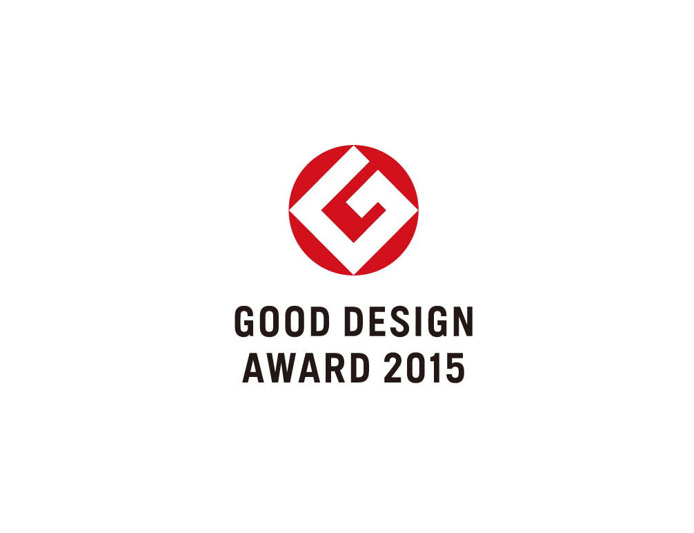 MISOKA・ISM is awarded for good design award 2015