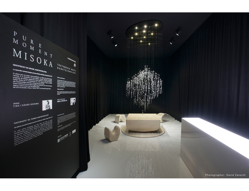 MISOKA・ISM AT MILAN DESIGN WEEK 2015