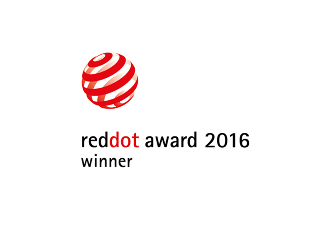 MISOKA • ISM received Red Dot Design Award 2016.