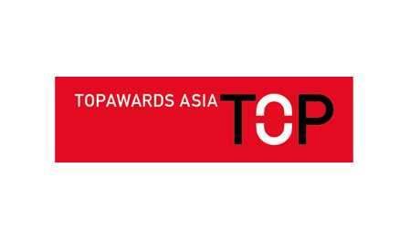 MISOKA • ISM received TOPAWARDS ASIA.