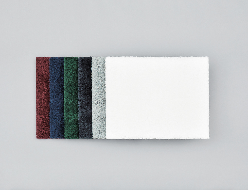 COZY UP, ANGEL STEP / Bathmat with color of nature
