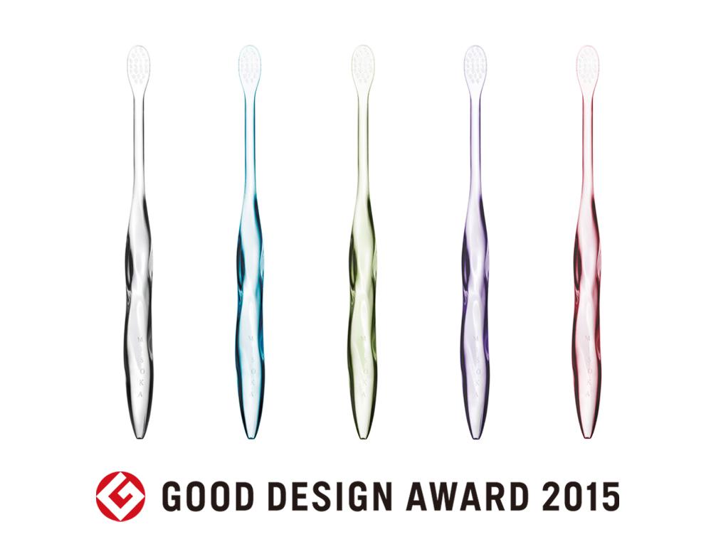 MISOKA・ISM is awarded for good design award 2015