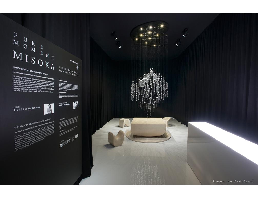 MISOKA・ISM AT MILAN DESIGN WEEK 2015