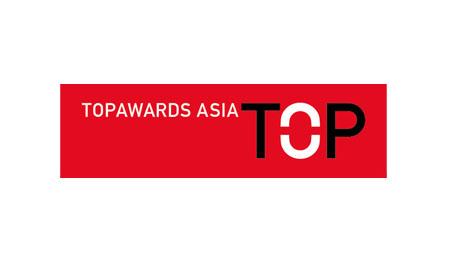 MISOKA • ISM received TOPAWARDS ASIA.